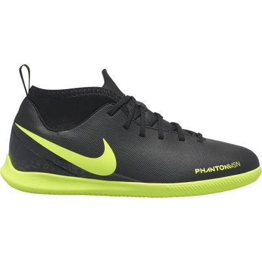 Nike Jr. Phantom Vision Club Dynamic Fit IC Little/Big Kids' Indoor/Court Soccer Shoe