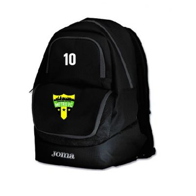 Charlotte Metro FC Game Bag