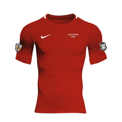 CF Boys/Men N Dry Challenge II Jersey Red