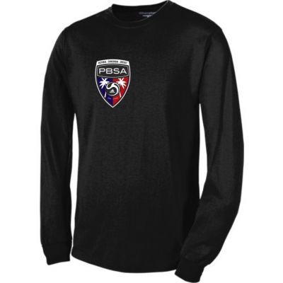 PBSA Supporter LS Tee - Adult