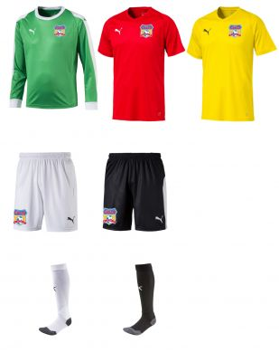 CVYSA Goalkeeper Kit