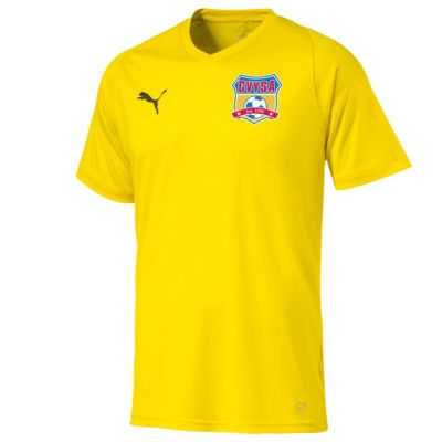CVYSA GK Jersey Yellow