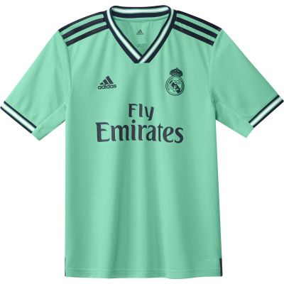adidas Youth Real Madrid Third Jersey