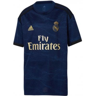 adidas Youth Real Madrid Away Jersey