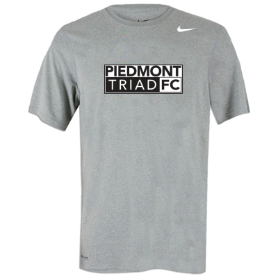 PTFC Supporter SS Tee Grey