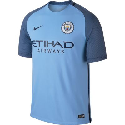 Nike Men's Manchester City Home Jersey 16