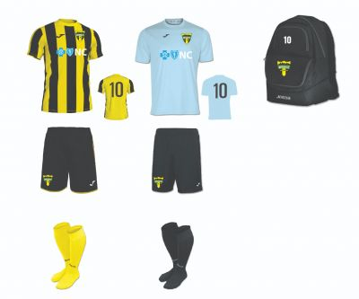 Charlotte Metro FC Player Kit