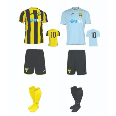 Charlotte Metro FC Player Kit 1