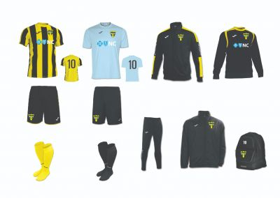 Charlotte Metro FC Competitive Player Kit