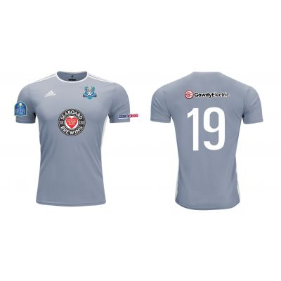 Queen City United Home Jersey