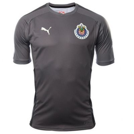 PUMA Men's Chivas 17/18 Home Goalkeeper Jersey