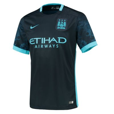 Nike Manchester City Away Stadium Jersey Youth