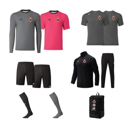 UFA Metro Goalkeeper Kit