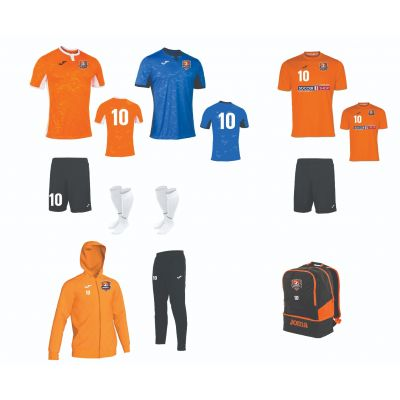 United FC Required Kit