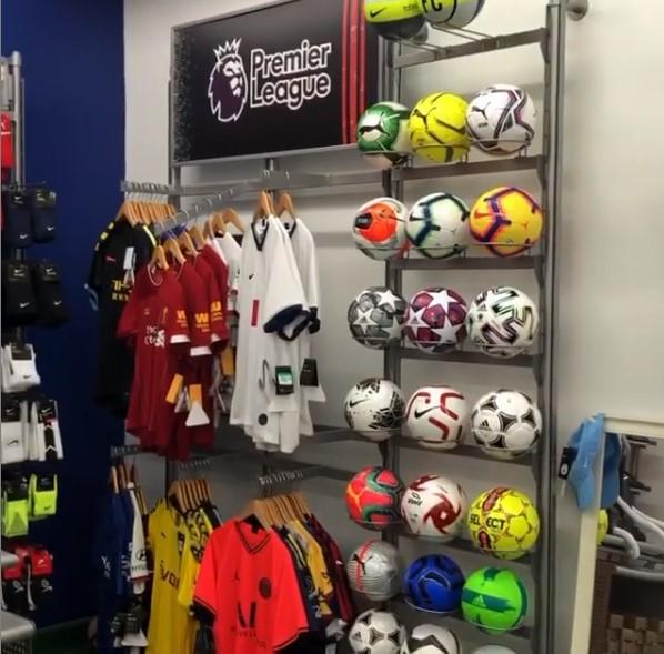 Soccer Shop Winston-Salem